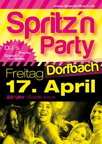 Spritz'n Party 2015