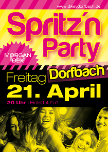Spritz'n Party 2017